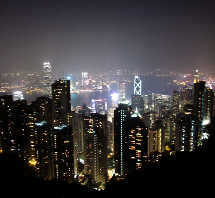Hongkong Trip : Central & The Peak (4)