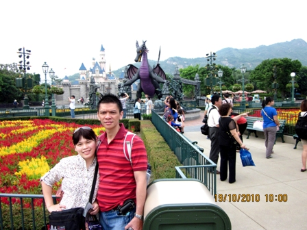 Hongkong Trip : Welcome to Disneyland! (6)