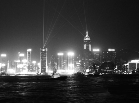 the harbour hongkong