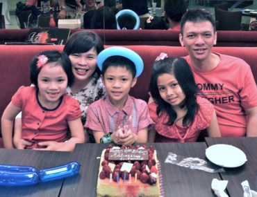 Our Son's Bday