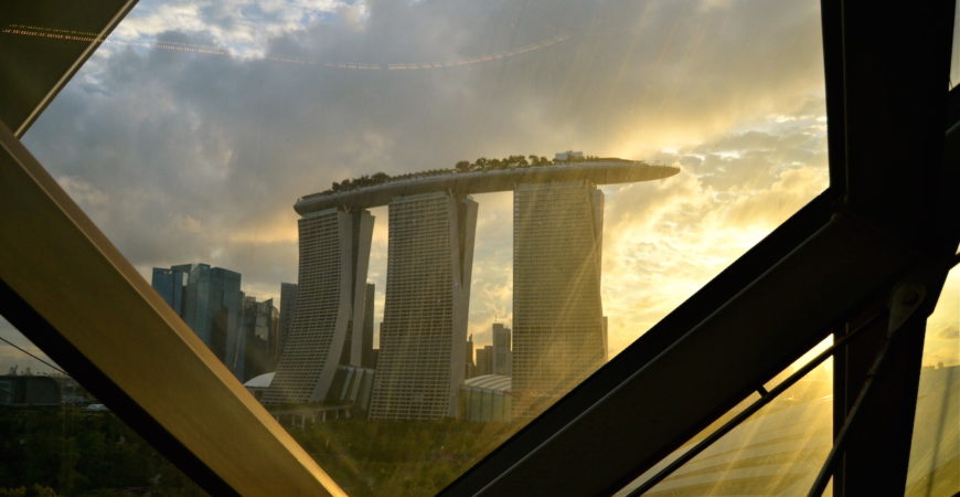 Singapore Trip : MBS & Garden By The Bay