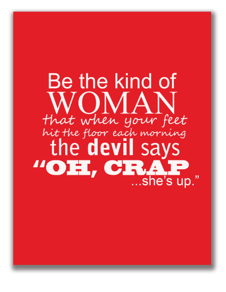 be-the-kind-of-woman